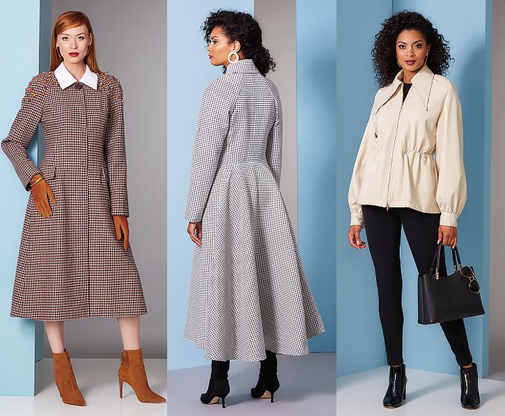 Vogue Patterns Winter Coats
