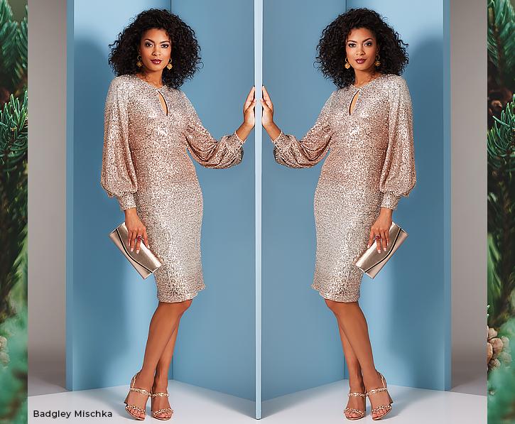 Vogue Patterns Winter Dresses
