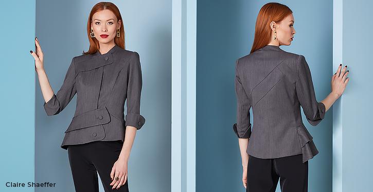 Vogue Patterns Winter Jackets