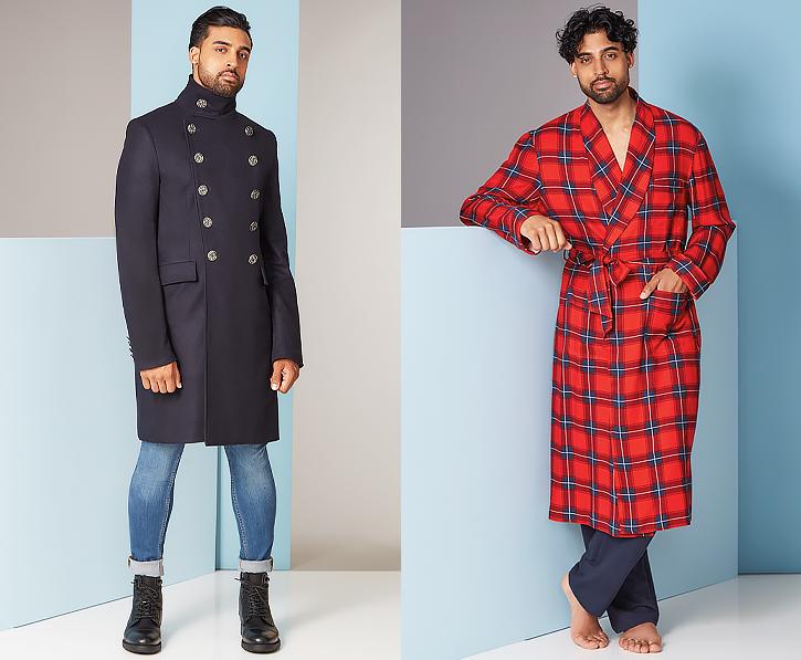 Vogue Patterns Winter Men