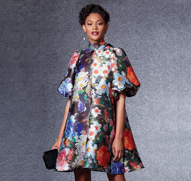 Vogue Patterns Fall Dresses
