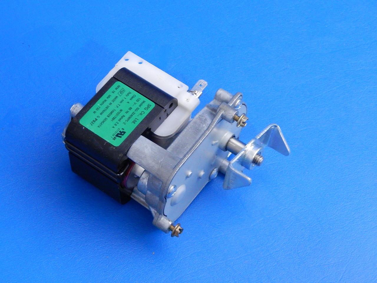 Whirlpool Ice Maker Auger Motor Wiring Harness  Whirlpool