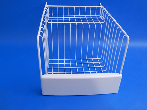 GE Profile Side By Side Refrigerator PSHS6RGXCD Freezer Lower Wire Basket