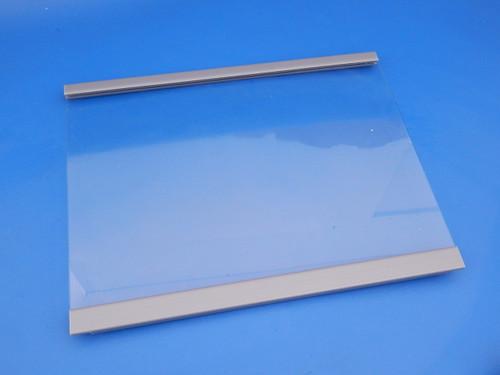 Whirlpool Side By Side Refrigerator WRS325SDHW01 Crisper Glass Cover W11205398