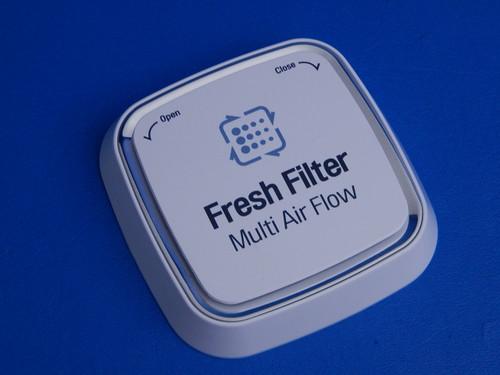 LG 3 Door Refrigerator LFXS24623S Air Filter Cover MCK671678 MCR647580