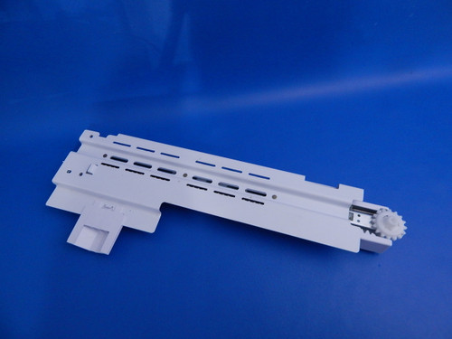 Samsung Bottom Mount Refrigerator RF263BEAEBC Left Freezer Slide Rail