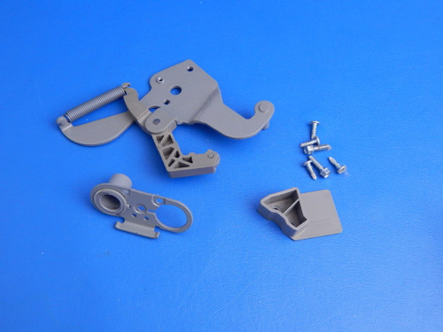 GE Bottom Mount Refrigerator PGCS1RKZA SS Right Upper Door Hinge WR13X10566
