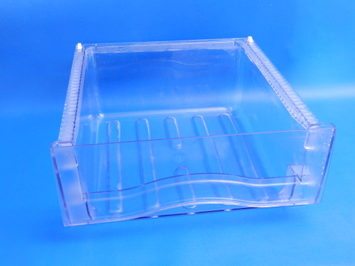 GE Bottom Mount Refrigerator GFSS6KKYESS Vegetable Crisper Drawer WR32X10682