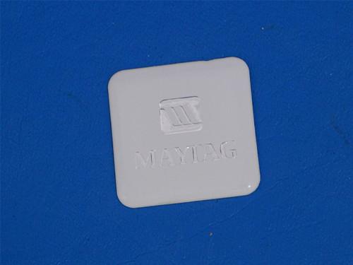 Maytag Side By Side Refrigerator MSD2732GRW Nameplate Emblem 61002164