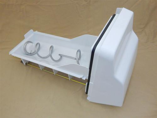 Maytag Refrigerator MFX2570AEM3 Refrigerator Ice Container Auger W10536669