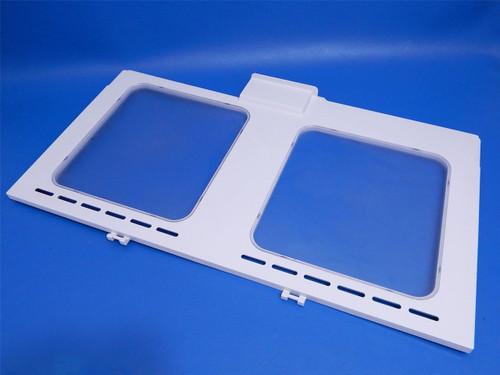 Samsung 3 Door Refrigerator RF267AAWP Cool Select Pantry Shelf Cover DA97-05370A