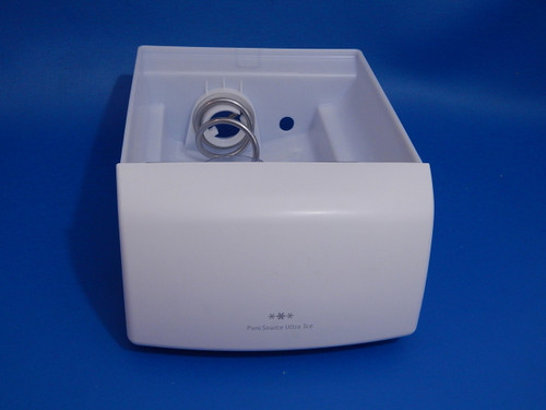 Frigidaire SxS Refrigerator LGHC2342LF2 Ice Dispenser Bin Container 241914703