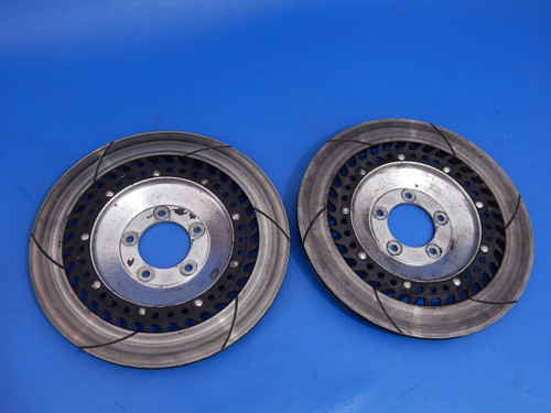 1987 Honda Goldwing GL1200 Front Brake Rotors