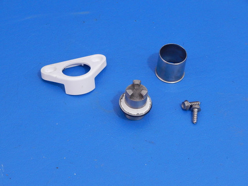 Whirlpool Gold Side By Side Refrigerator GS5SHAXNB00 Auger Motor Coupler 2220458