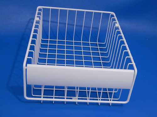 Frigidaire Side/Side Refrigerator FRS26HF5AB0 Slide Out Freezer Basket 240338502