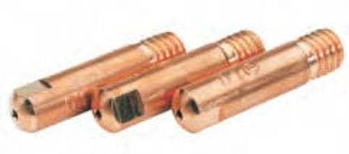LINCOLN ELECTRIC Contact Tips for MIG Welder Torches (6 Pack) - 43390