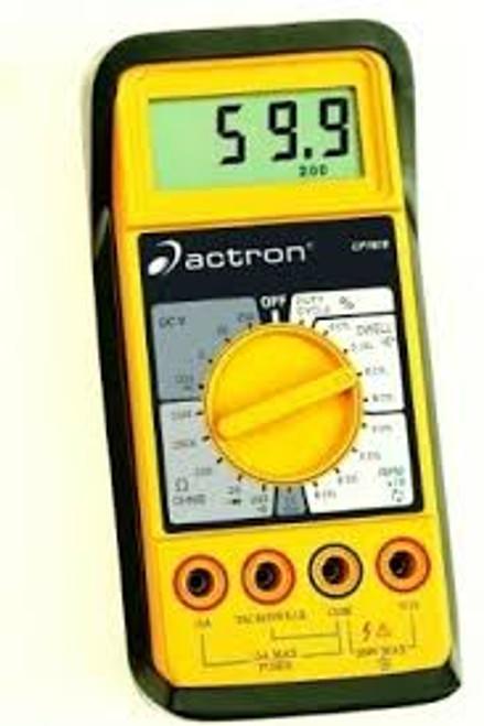 Actron Digital Multi-meter CP7678