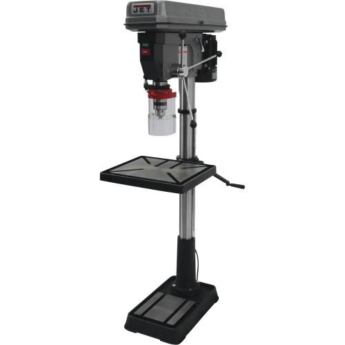 """JET JDP-20MF, 20"""" Floor Drill Press 115/230V 1Ph  - JDP-20MF"""