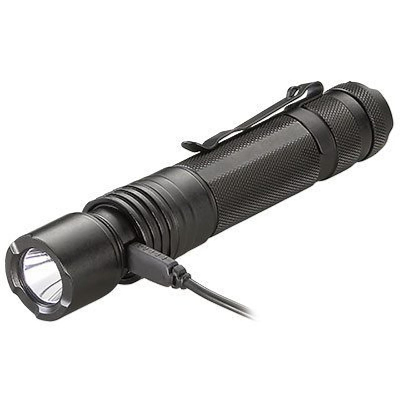 Streamlight 88052 ProTac HL USB 850 Lumen C4 LED Flashlight with High//Low//Strobe