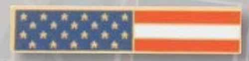 Premier Emblem American Flag Tie Tac
