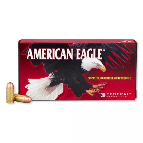 Federal .380 95GR American Eagle Full Metal Jacket - AE380AP