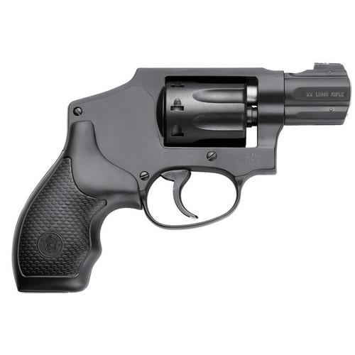 Smith & Wesson Model 43 C 22LR J-Frame Revolver with White Dot XS Sight - 103043