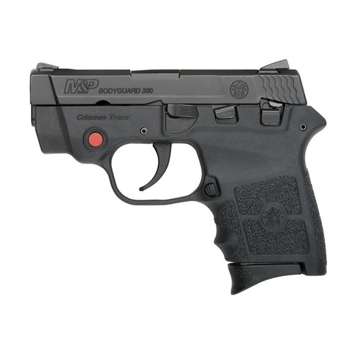 Smith & Wesson M&P Bodyguard .380 Handgun with Crimson Trace Laser - 10048