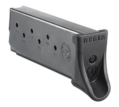 Ruger LC9/LC9S 7-Round Magazine with Extended Floorplate - 90363