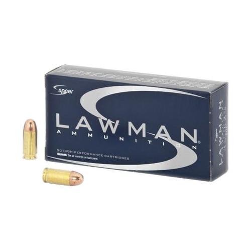 Speer .45ACP 230GR Lawman Total Metal Jacket - 53653