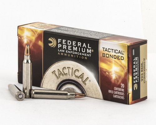 Federal .223 62GR - LE223T3