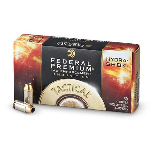 Federal .45ACP 230GR Hollow Point - P45HS1G