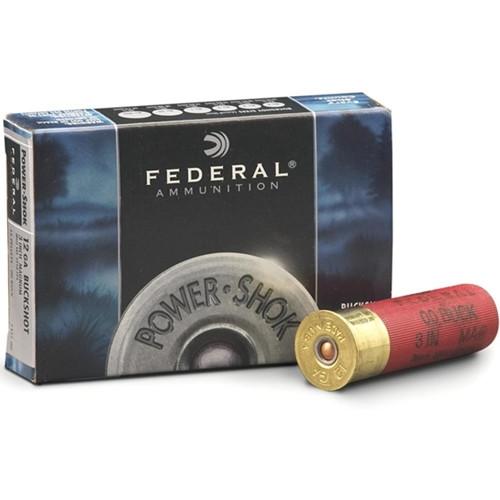 Federal 12GA 00 BUCK - F12700