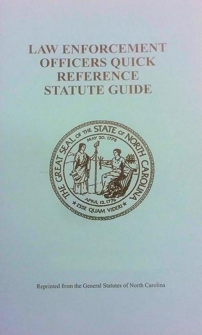 Law Enforcement Statute Guide