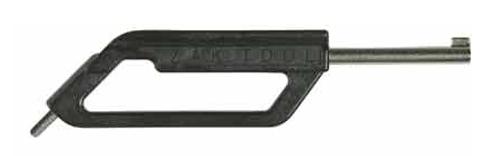 Zak Tool Carbon Fiber Flat Grip Key