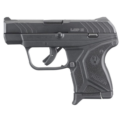"Ruger LCP II Single .380 ACP 2.75"" 6+1 Blued - 3750"