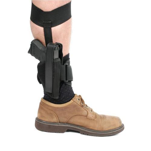 Blackhawk Nylon Ankle Holster - BLA40AH