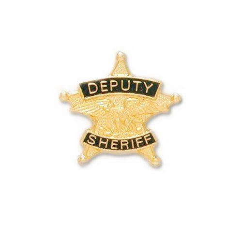 Premier Emblem Deputy Sheriff Tie Tac