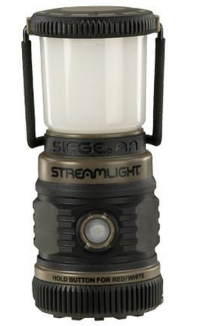 Streamlight Flashlight Siege AA Coyote