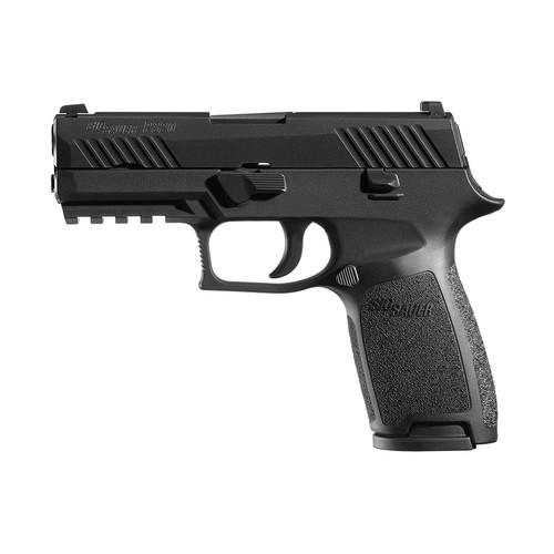 Sig Sauer P320 Carry 9mm Handgun with Night Sights - W320CA-9-BSS