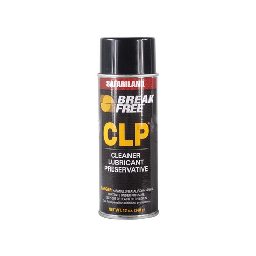 Break-Free CLP Gun Cleaner 12oz Aerosol - CLP-12-12
