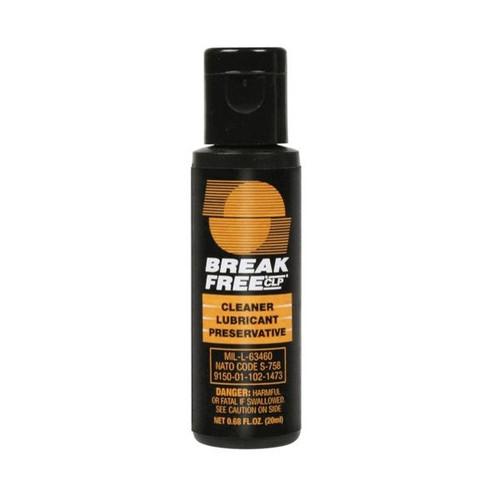 Break-Free CLP Gun Cleaner .68 FL oz - CLP-16-20