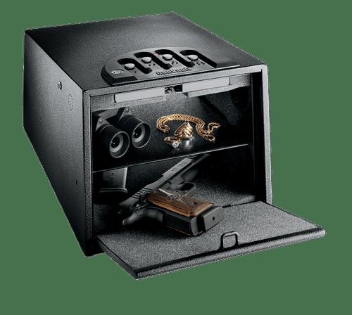 GunVault Multvault deluxe handgun Safe GV2000D