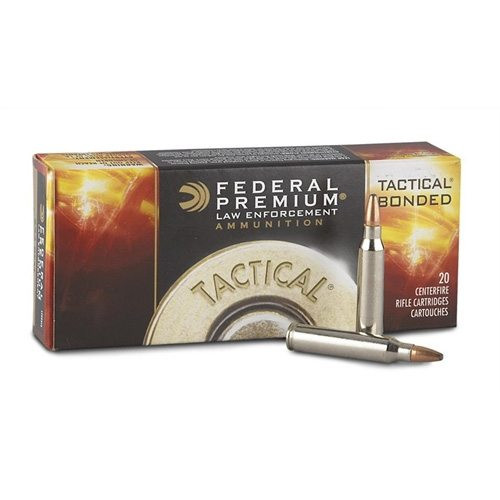 Federal .223 55GR Soft Point - LE223T1
