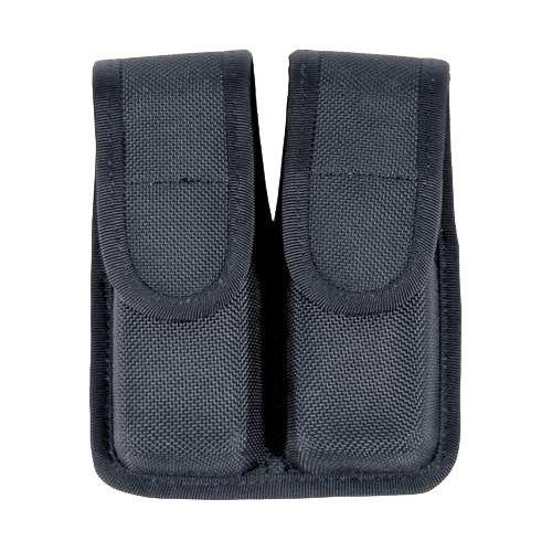 Blackhawk Single Row Double Magazine Pouch - 44A000BK
