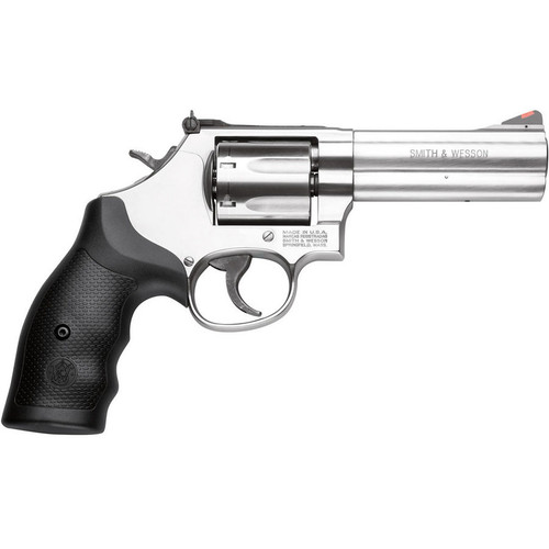 Smith & Wesson Model 686 Plus 357 Magnum 7-Shot/4-inch Revolver - 164194