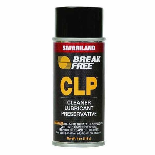 Break-Free CLP Gun Cleaner 4oz Aersol - CLP-2-10