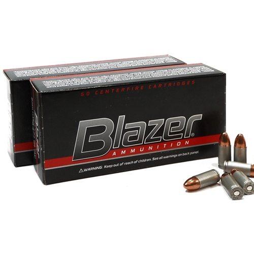 Speer 9MM 147GR Blazer Total Metal Jacket - 3582