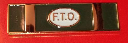 Premier Emblem Field Training Officer Commendation Bar