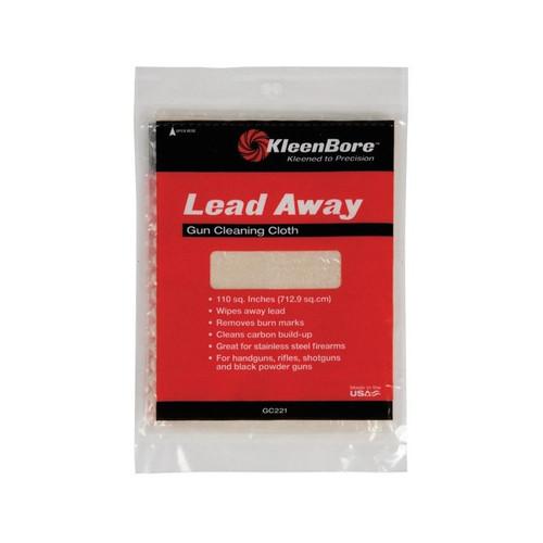 KleenBore Lead Away Cloth 10 Pack  - GC-221