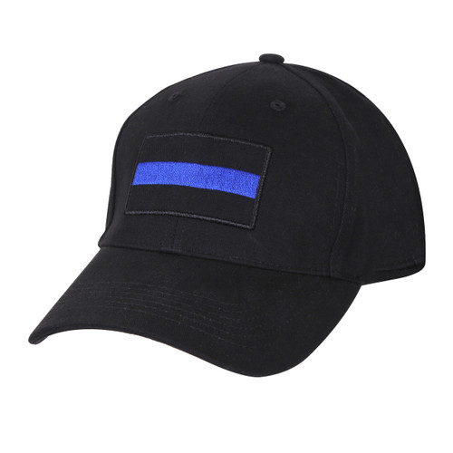 Thin Blue Line Low Profile Cap 99886